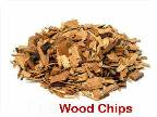 Wood Chips for BBQ Smoking